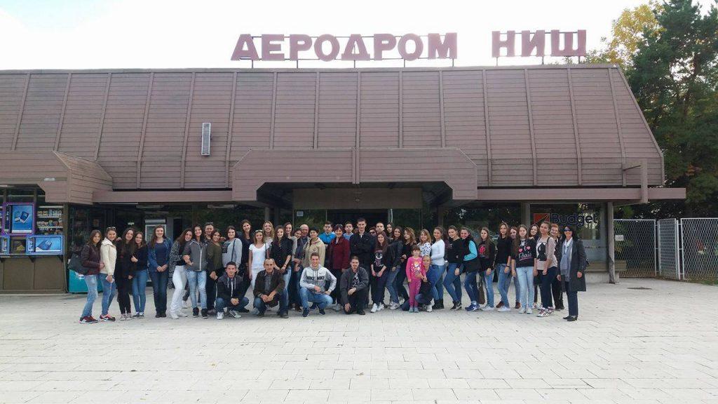 Туристички техничар - Аеродром Ниш
