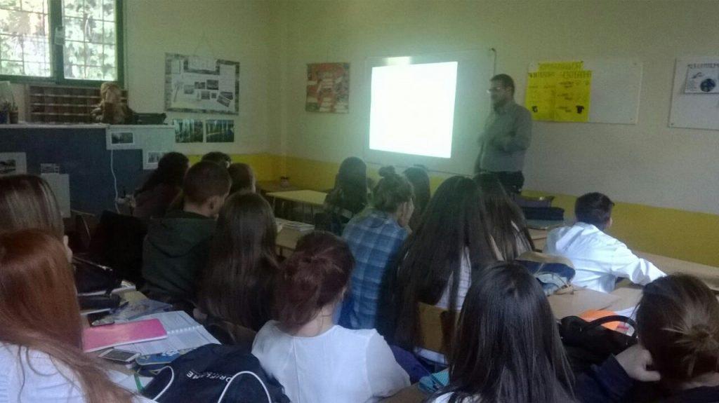 Гост-предавач Марко Павловић